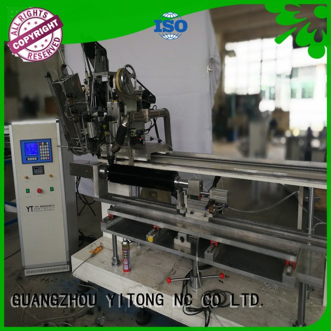 toothbrush manufacturing machine filling tufting personal care brush machine Yitong Warranty