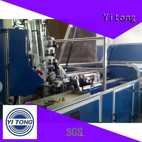 automatic china brush machine making Yitong
