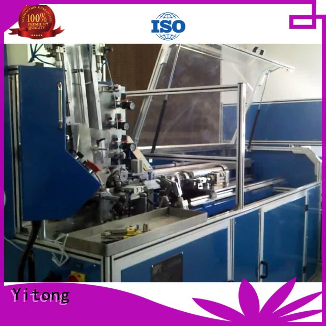 Hot china brush machine brush twist brush twist Yitong