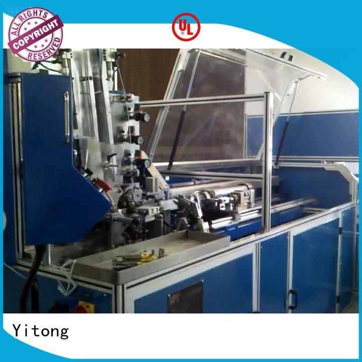 Yitong twist machine twist brush wire brush