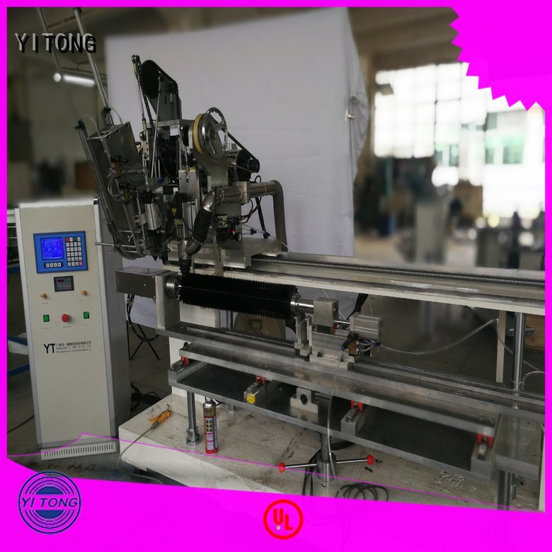 Wholesale axis automatic personal care brush machine Yitong Brand