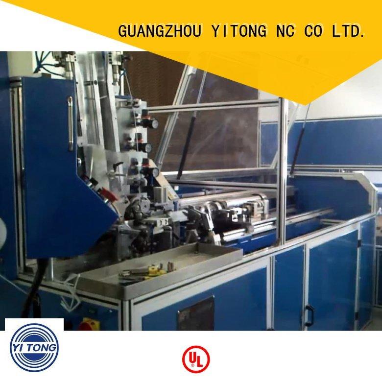 Yitong Brand brush machine wire twist brush twist