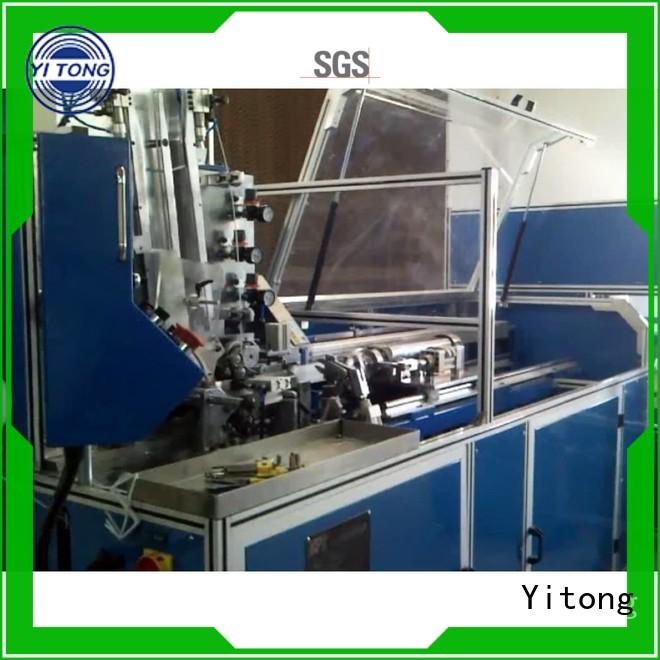 high production twist brush making Yitong company