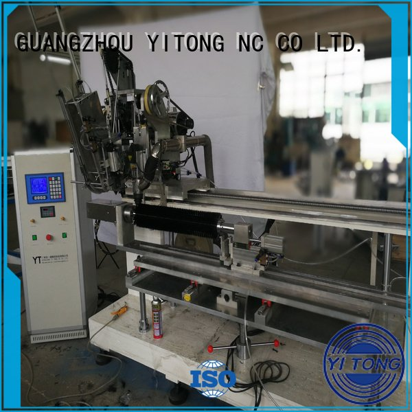 toothbrush manufacturing machine drilling automatic personal care brush machine Yitong Brand