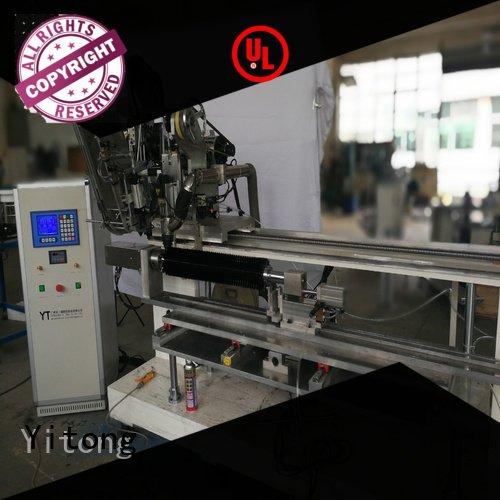 Custom personal care brush machine machine filling disk Yitong