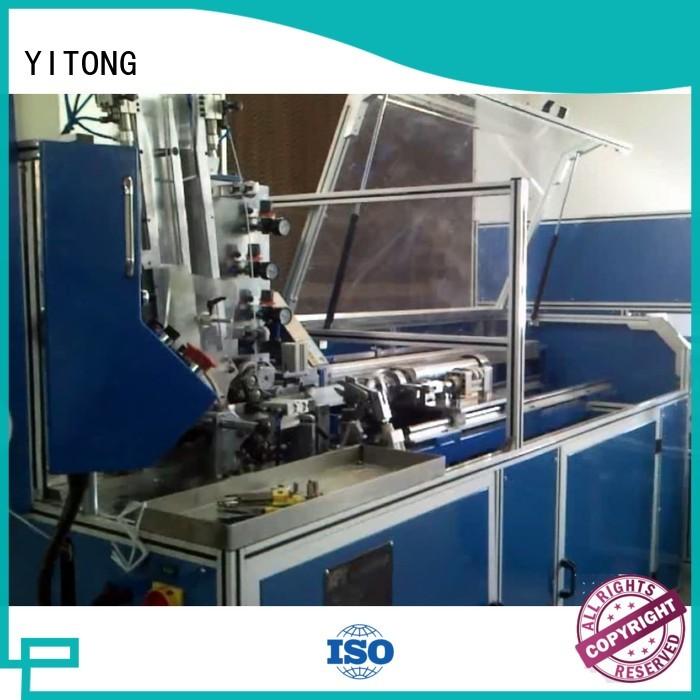 Yitong Brand brush machine china brush machine making supplier