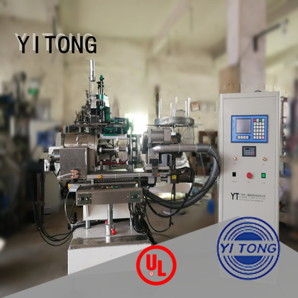 Yitong Brand disk machine tufting personal care brush machine manufacture