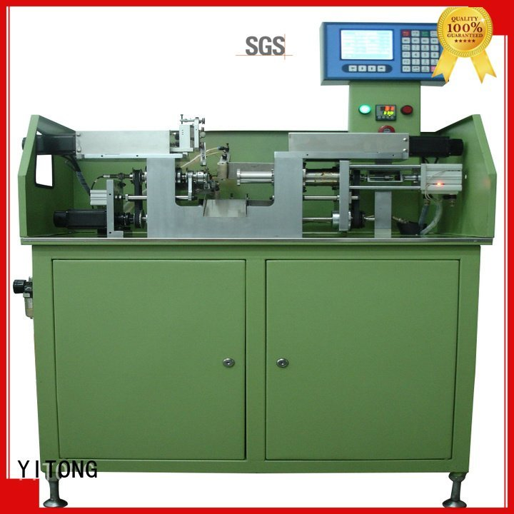 Custom coil winding machine coil speed winding Yitong