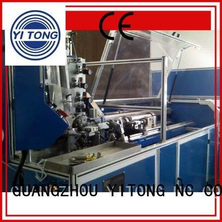 automatic twist brush twist making Yitong