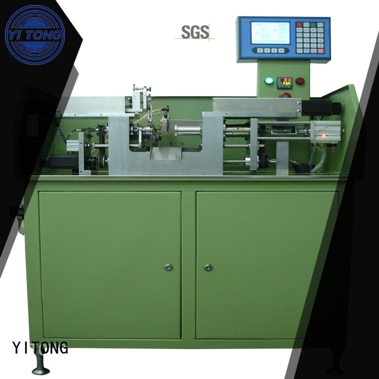 coil winding machine price coil speed coil winding machine Yitong Warranty