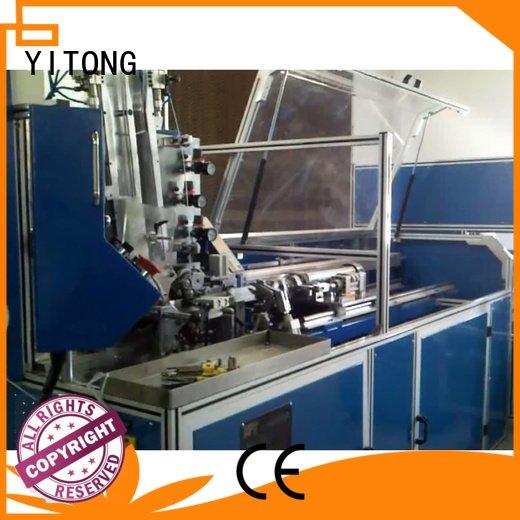 twist twist brush Yitong china brush machine